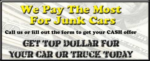 Highest Paying For Junk Cars >> Get The Most Cash For Junk Cars In Portland 503 283 2925